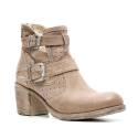 Nero Giardini Mid Women Leather Item P615221D 406 Tortora