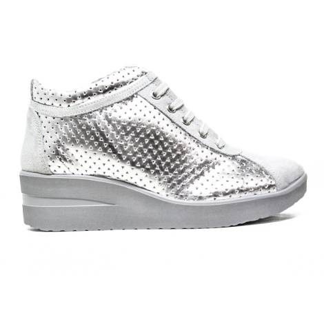 RUCO VERS. SILVER PERFORATED F.DO WHITE