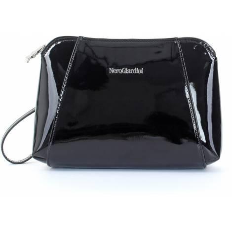 Nero Giardini woman leather bag P643202D 208 marine