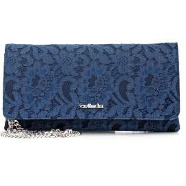Nero Giardini woman ecoleather/lace bag P643093D 200 blu