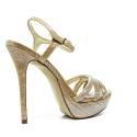 Ikaros Sandal Jewel Elegant Gold A2601Gold