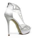 Ikaros Sandalo Gioiello Elegante A2604 Bianco