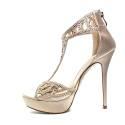 Ikaros Sandal Jewel Elegant A2604 Nude