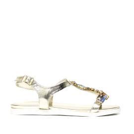 Kharisma woman sandal 9227 platinium