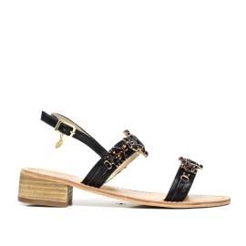Kharisma woman sandal 9268 Soft black