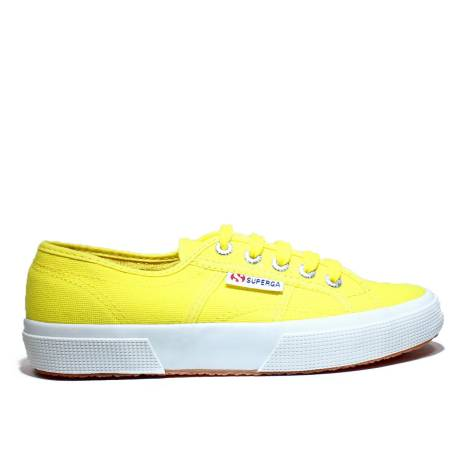Superga Sneaker Low Ginnica Art. 2750 S000010-COTU CLASSIC 176 Orange Sunflower