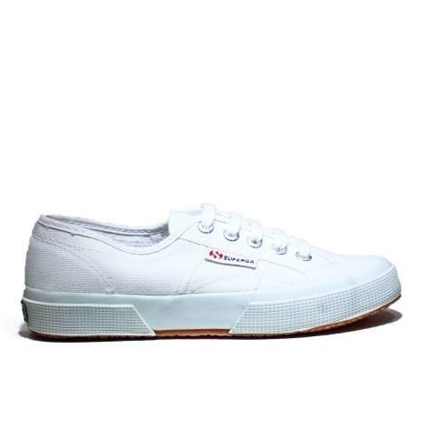 Superga Sneaker Bassa Ginnica Art. S 000010 2750-COTU CLASSIC 901 White
