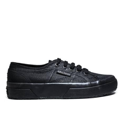 Superga Sneaker Low Ginnica Art. S 000010 2750-COTU CLASSIC 997 Total Black