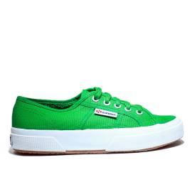 Superga Sneaker Bassa Ginnica Art. S 000010 2750-COTU CLASSIC C88 Island Green