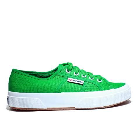 Superga Sneaker Low Ginnica Art. S 000010 2750-COTU CLASSIC C88 Island Green