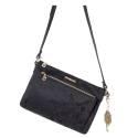 Desigual woman shoulder black bag 61X51D9/2000 Touluse Emma