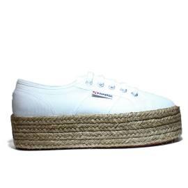 Superga Sneaker Con Zeppa Alta Art. S 0099Z0 2790-CROTOPEW 901 White