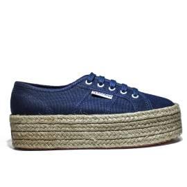 Superga Sneaker Con Zeppa Alta Art. S 0099Z0 2790-CROTOPEW 933 Navy