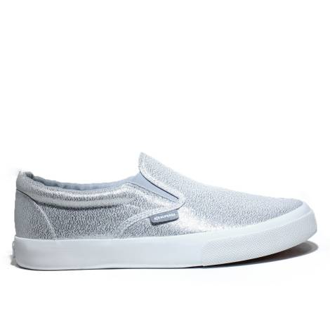 Superga Sneaker Bassa Ginnica Art. S 00AL50 2311-LAMEW SLIP ON 301 Grey Silver