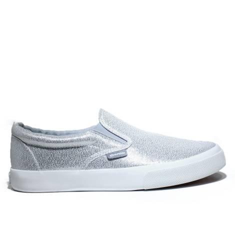 Superga Sneaker Low Ginnica Art. S 00AL50 2311-LAMEW SLIP ON 301 Grey Silver