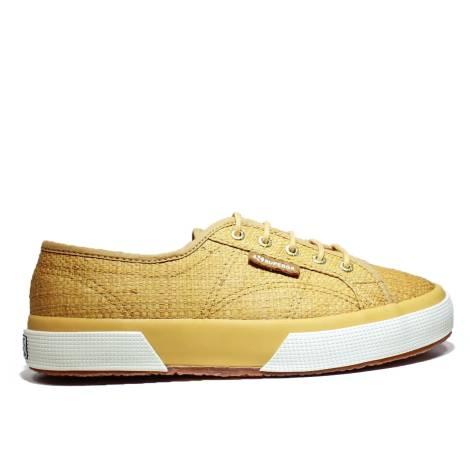 Superga Sneaker Low Ginnica Art. S 009HI0 2750-RAFFIAU 026 Orange