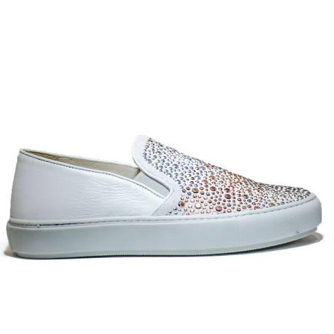 Janet Sport Sneakers Ginnica 37728 Low shoe Porto Maya White