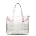 Roccobarocco woman bag RBBS0KH04 white powder